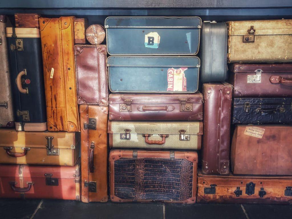 souvenirs valises