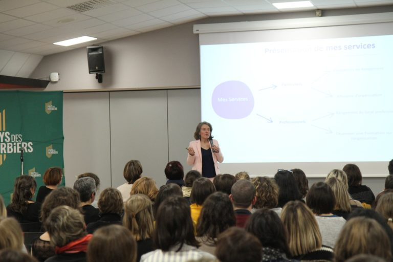 Conférence charge mentale
