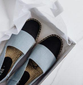 boite chaussures